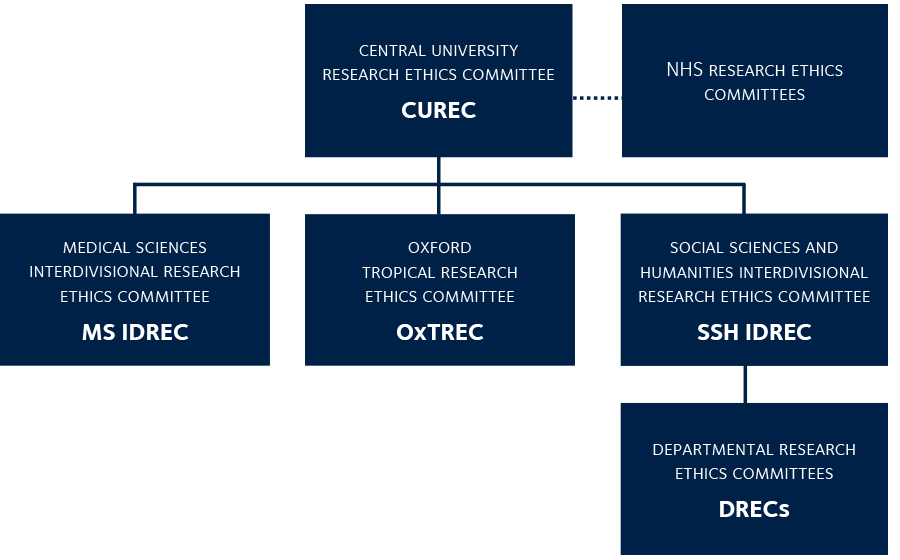CUREC committee structure